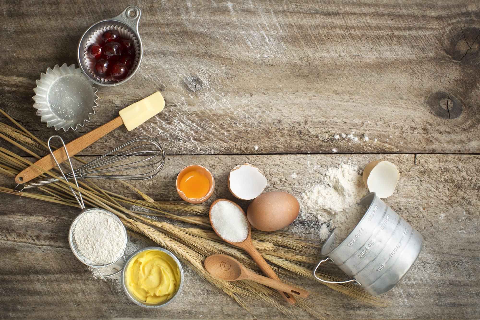 The 23 Staple Ingredients a HomeBakerShould Have In Their Pantry