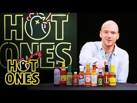 hot ones sean evans