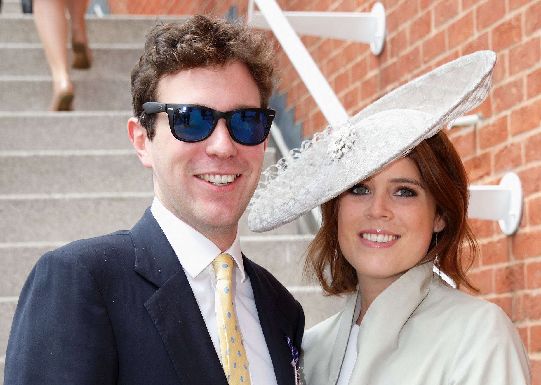 Everything We Know About Princess Eugenie's Wedding Cake