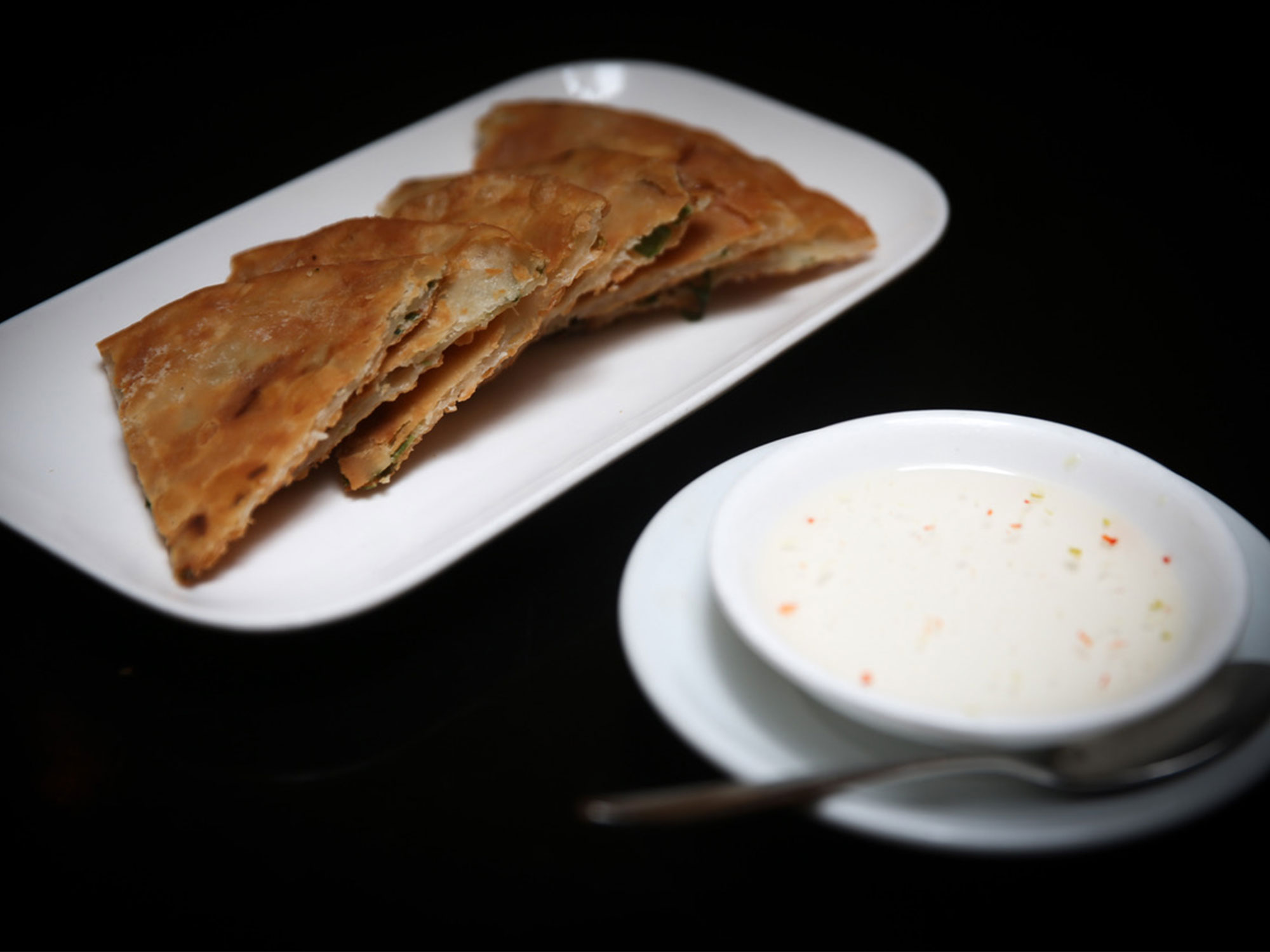 Flaky, Chewy Scallion Pancakes, I Can't Quit You