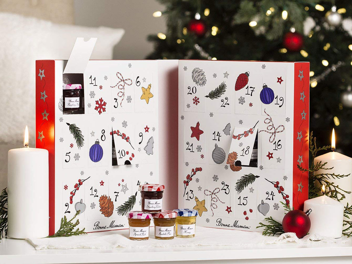 The Bonne Maman Advent Calendar Is Back—Here's What's Inside