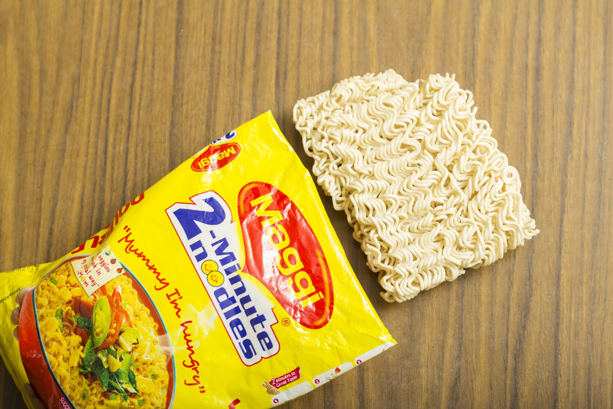 A Love Letter to Maggi Noodles