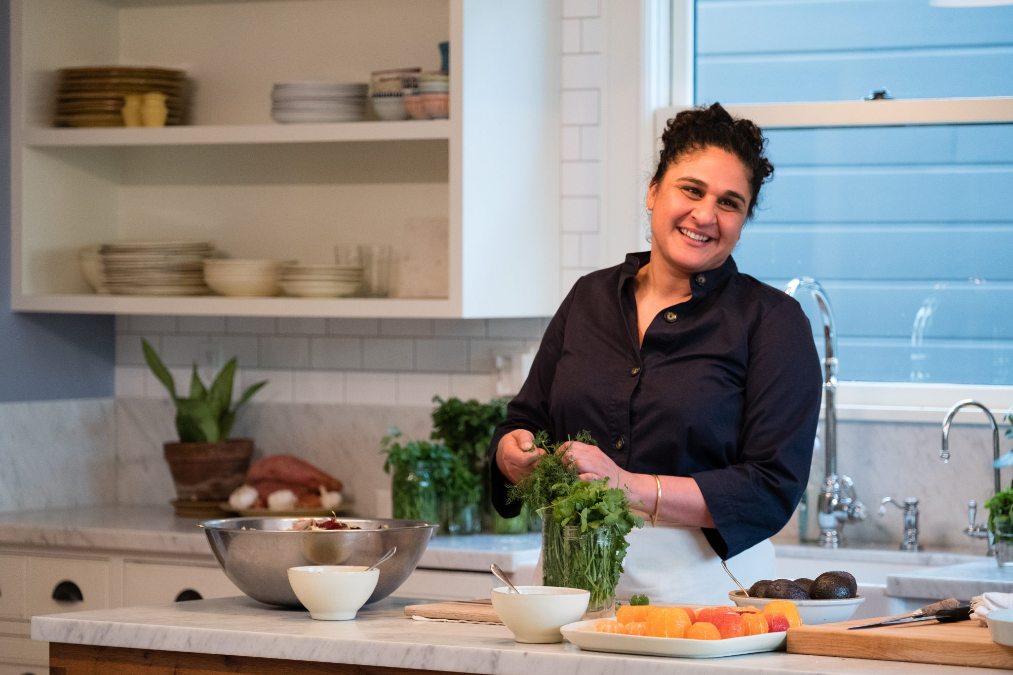 Samin Nosrat is Ditching the Turkey for Thanksgiving This Year—Should You?