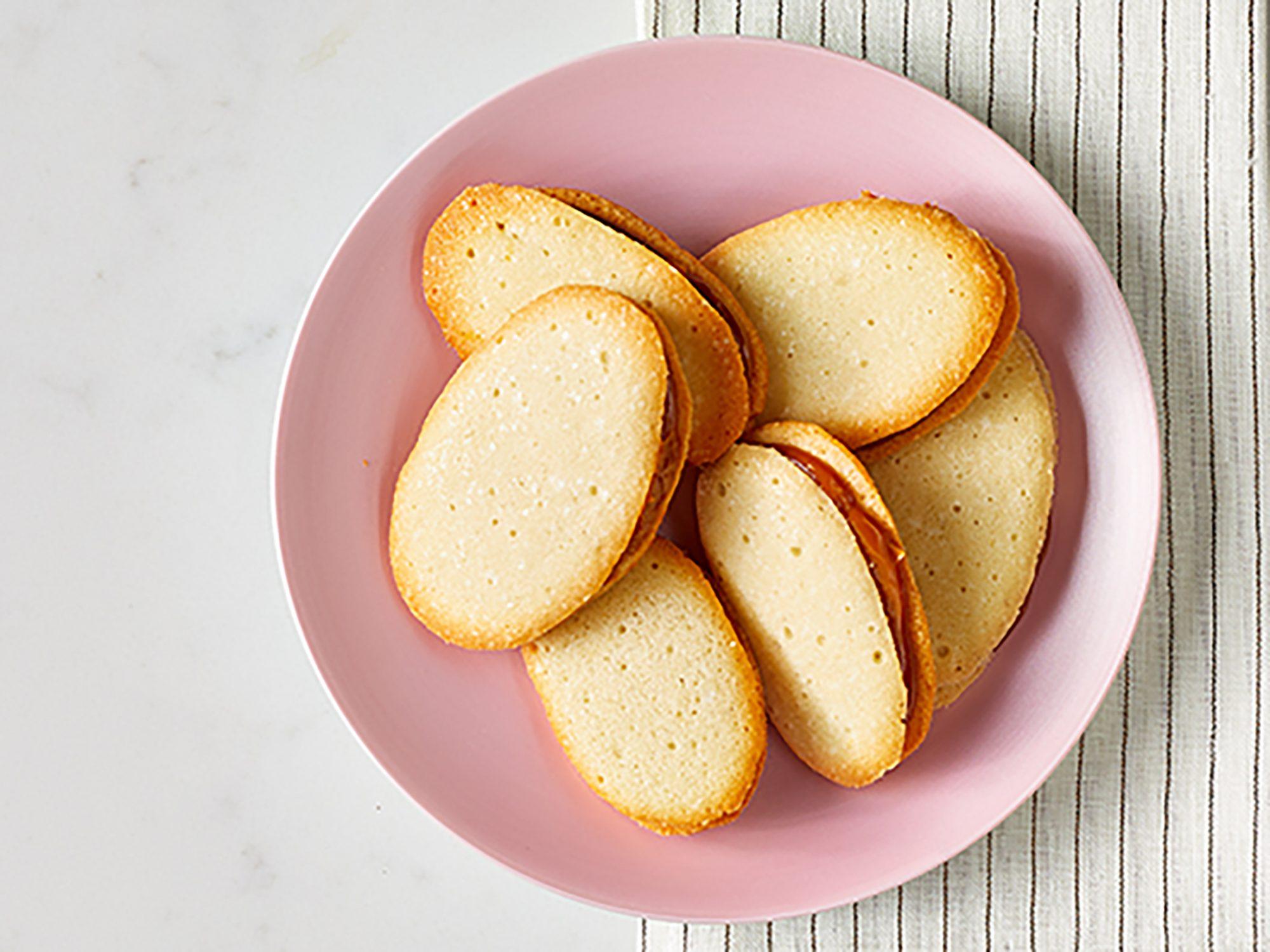 mr-Copycat Dulce De Leche Milano Cookies Image