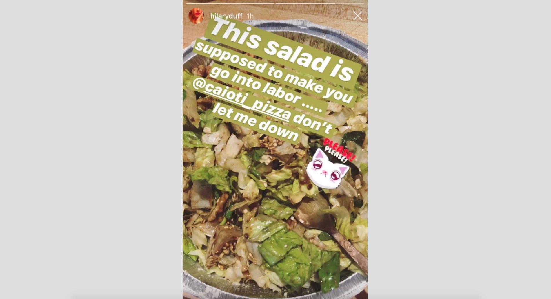 MR-Hilary Duff Salad
