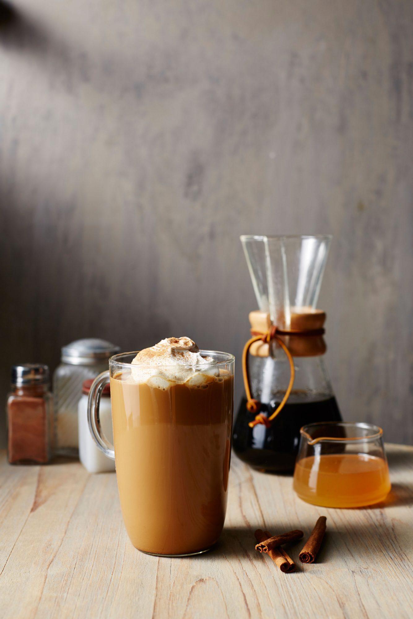 Gingerbread Latte image