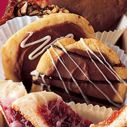 Truffle-Iced Sugar Cookies