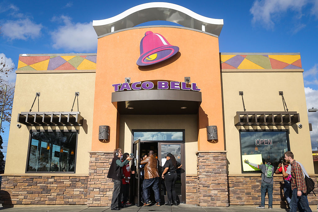 Taco Bell May Be a Lot Healthier Than You Think