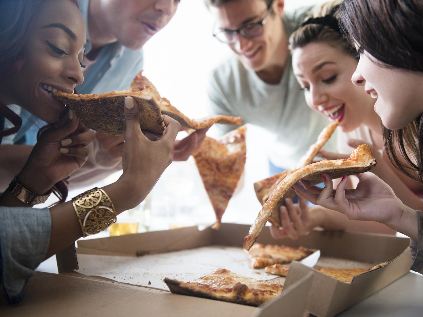 Pizza zodiac