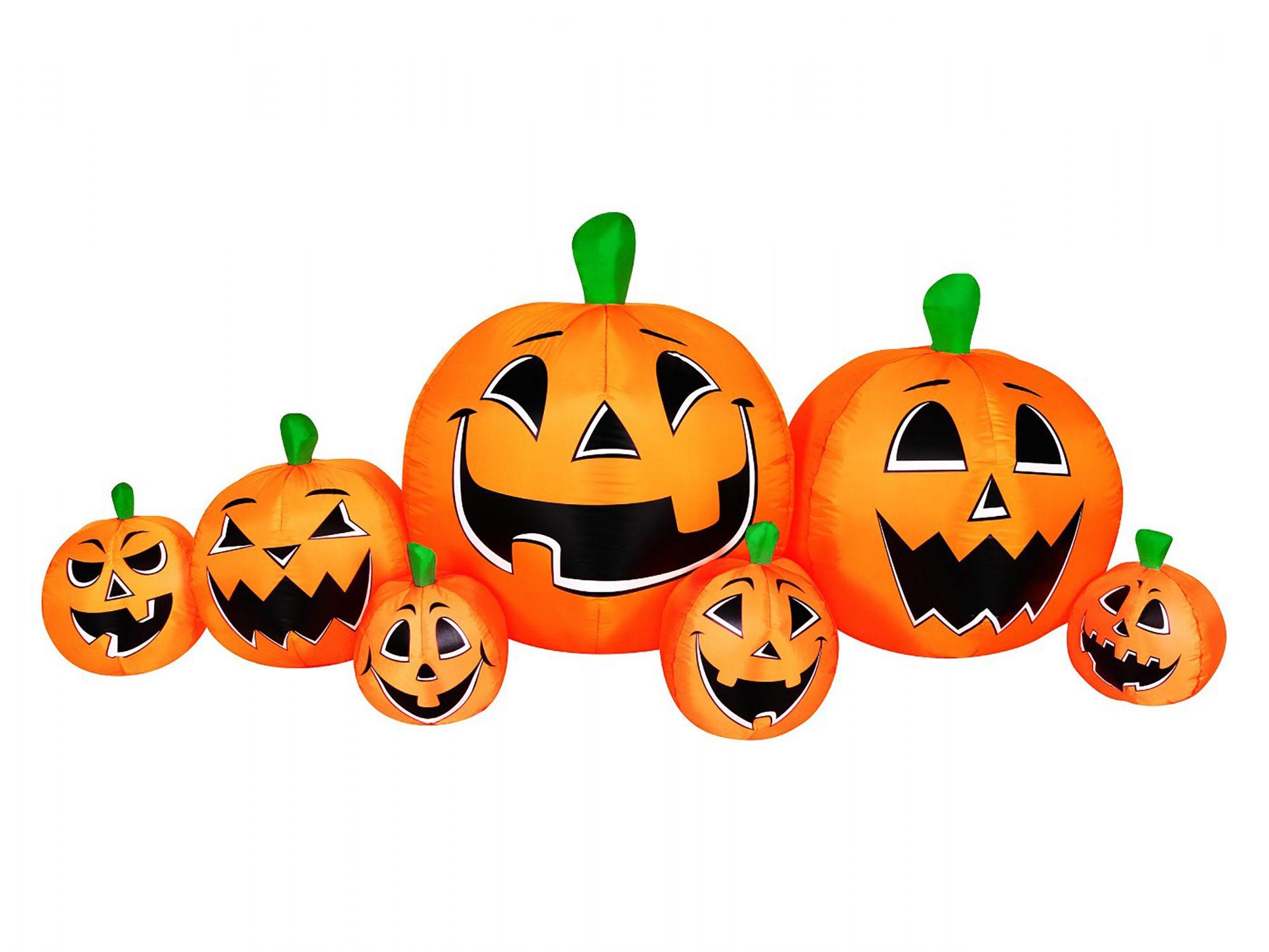 Pumpkin Patch Inflatable
