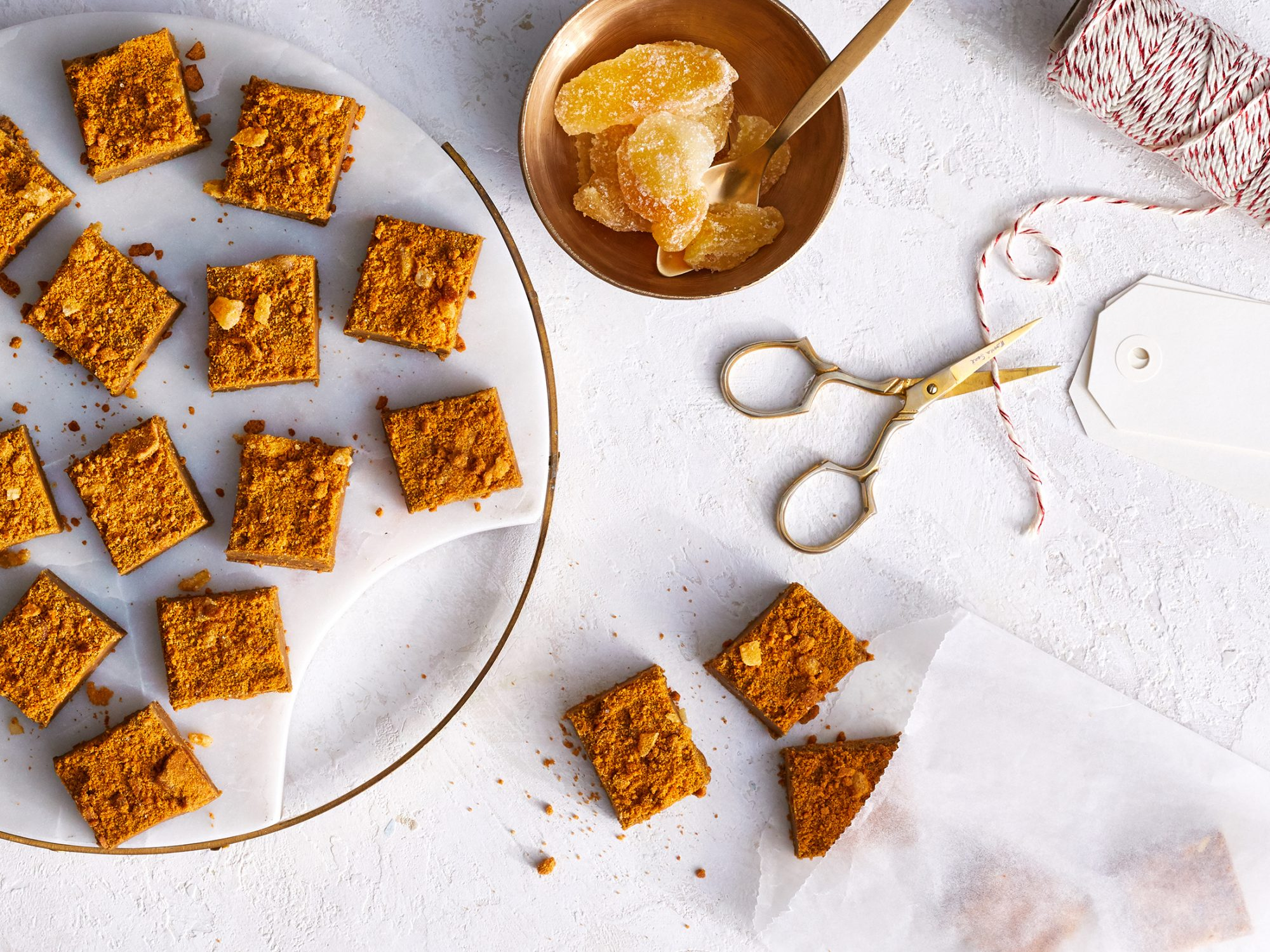 Gingerbread Fudge image