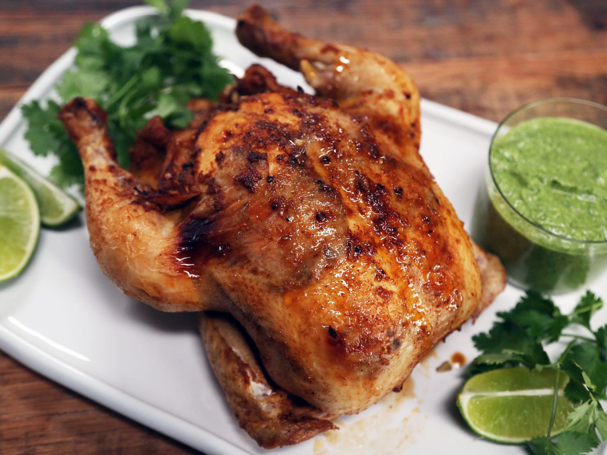 Instant Pot Peruvian Chicken image