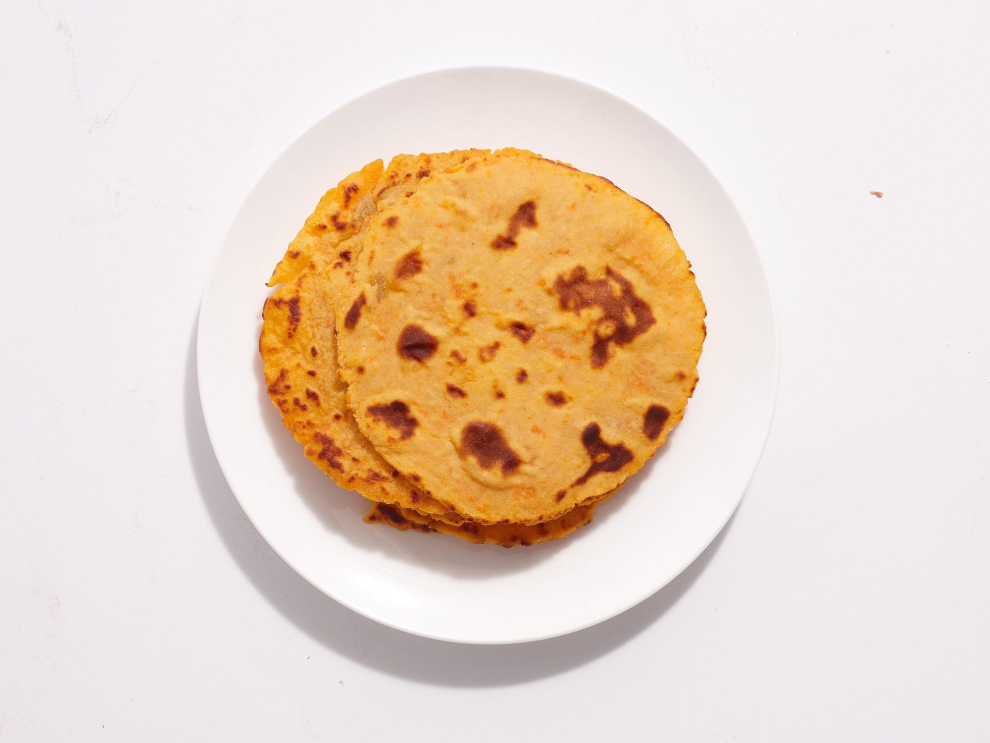 Sweet Potato Tortillas image