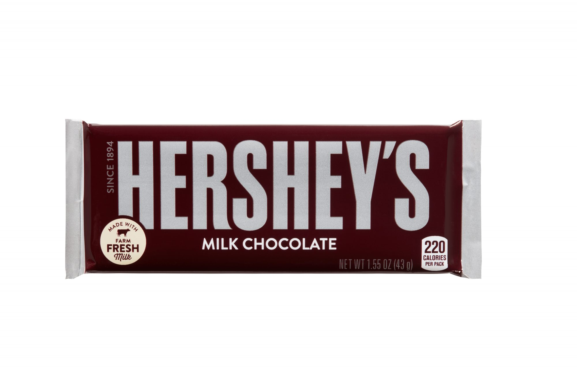 The 25 Most Influential American Candy Bars of All Time 1900-hersheys-chocolate-bar