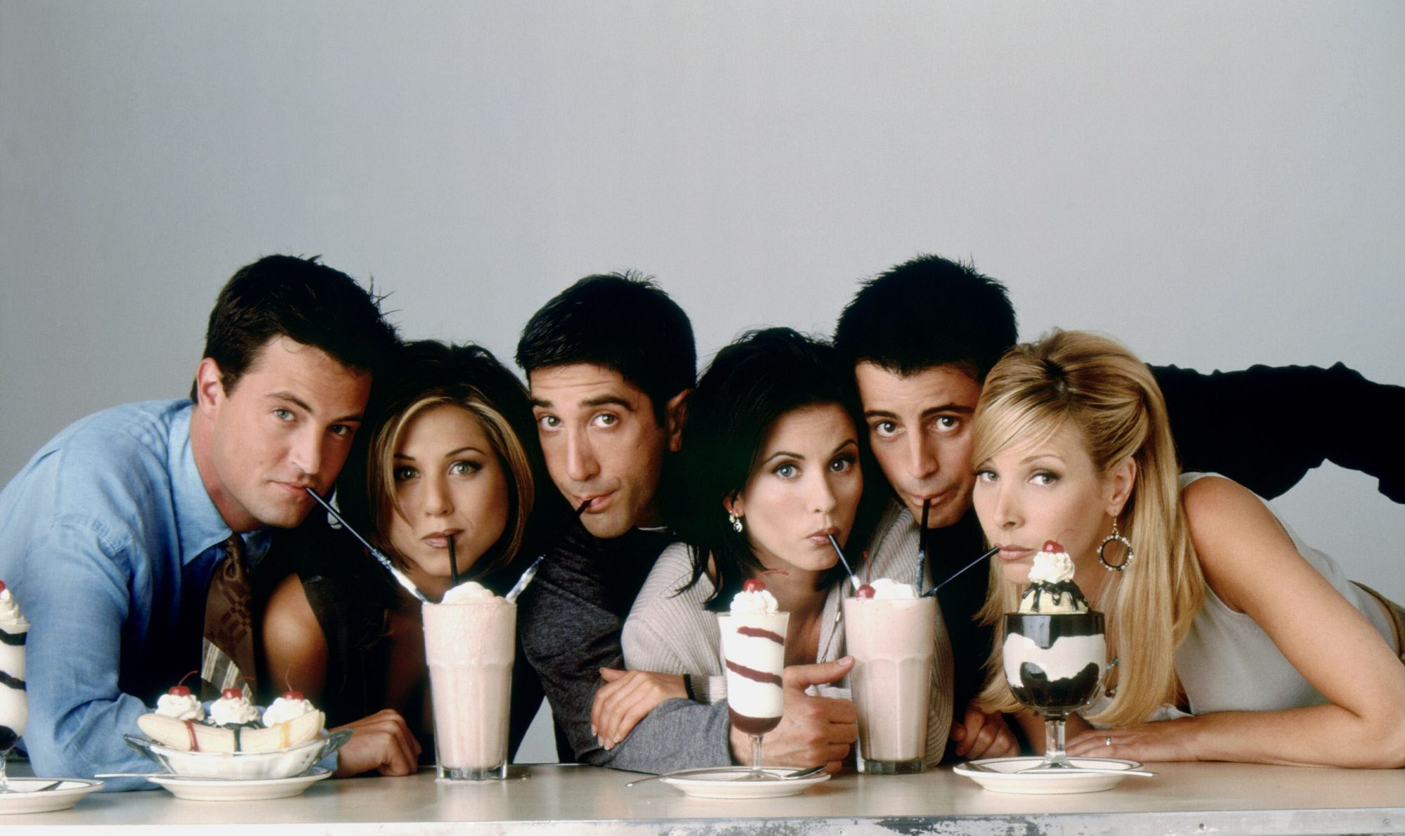 3 Significant Ways the Show 'Friends'Helped ShapeMy Food Opinions