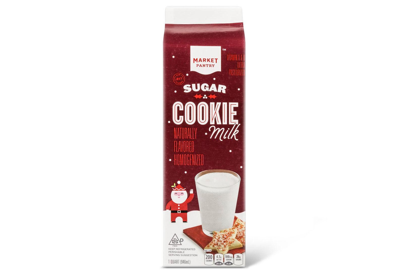 Sugar Cookie Milk