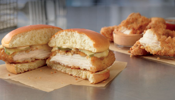 McDonald's is Testing Chicken Sandwiches that Look Awfully Familiar