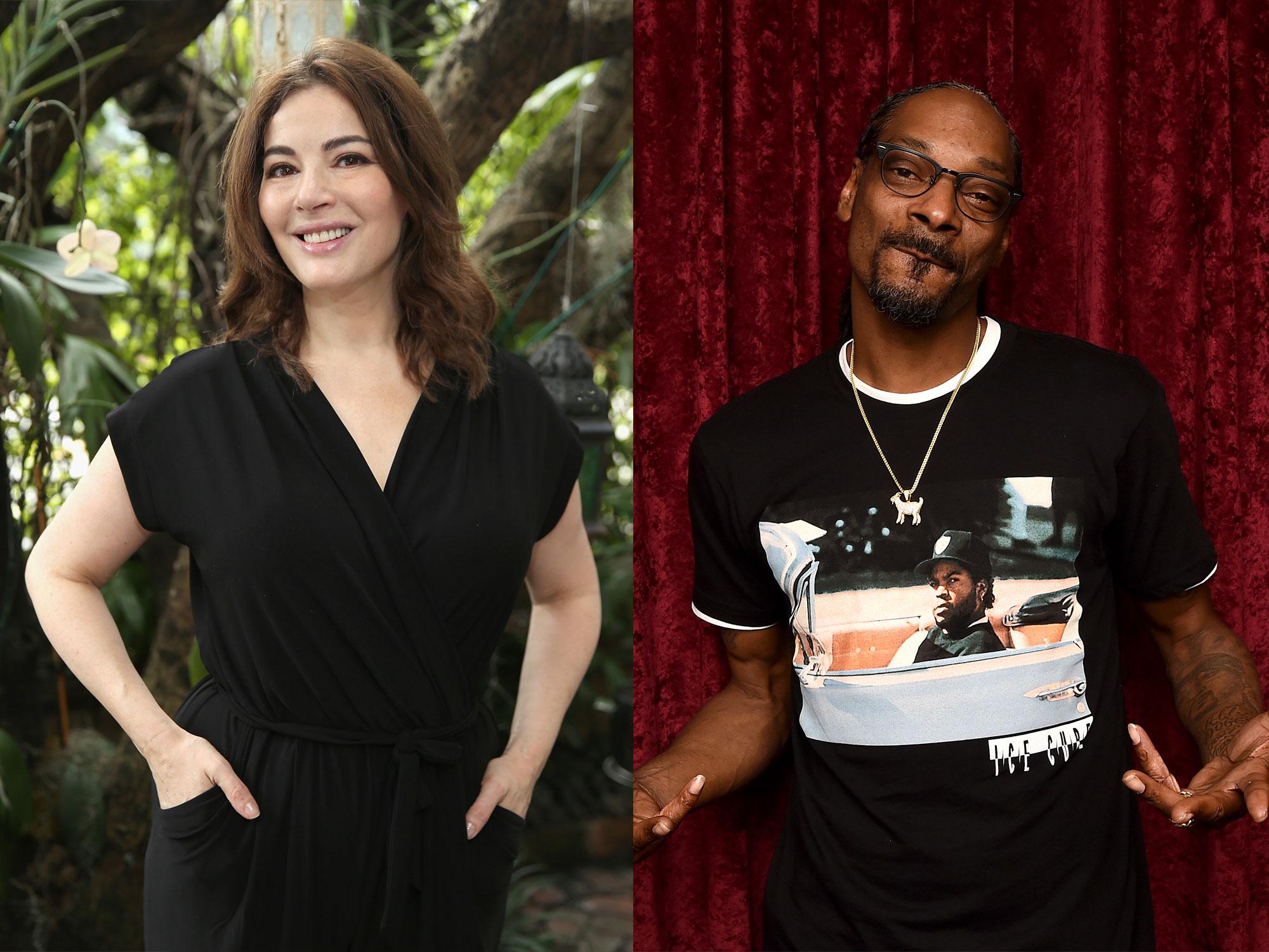 Cinnamon Roll Throwdown: Snoop Dogg vs Nigella Lawson