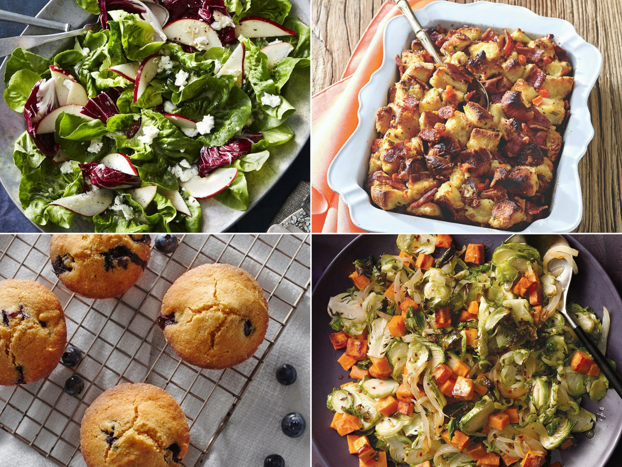 Friendsgiving Side Dishes