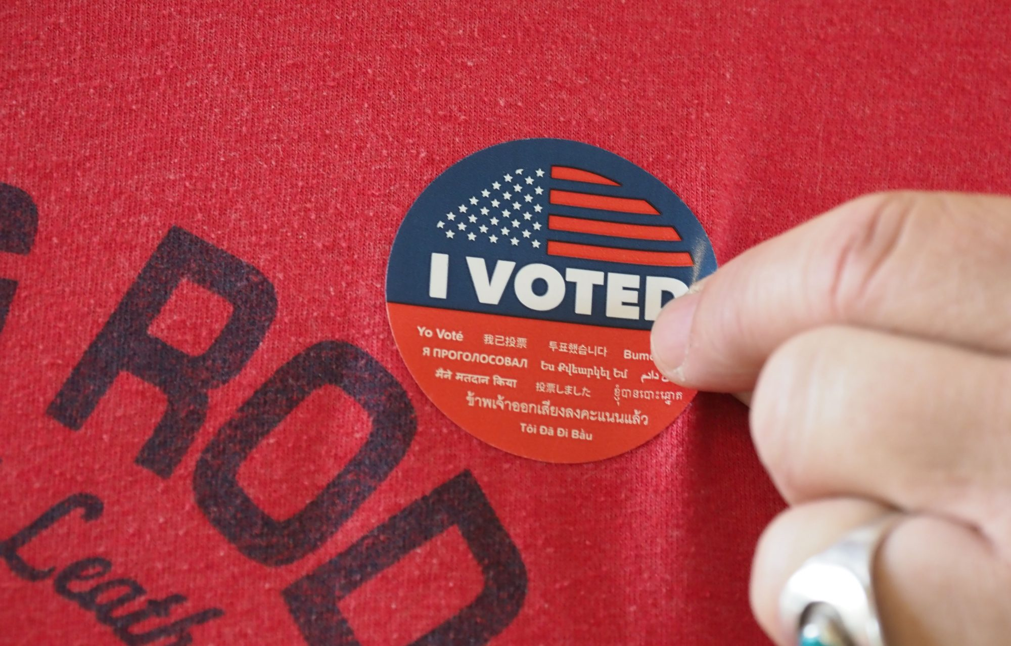 You Can Get Free Food on Election Day 2018 — Here Are All the Places With Freebies and Deals Today