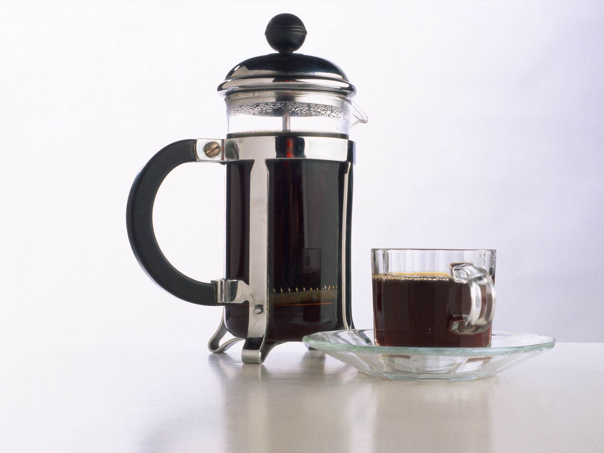 Don't Make These Common French Press Mistakes at Home