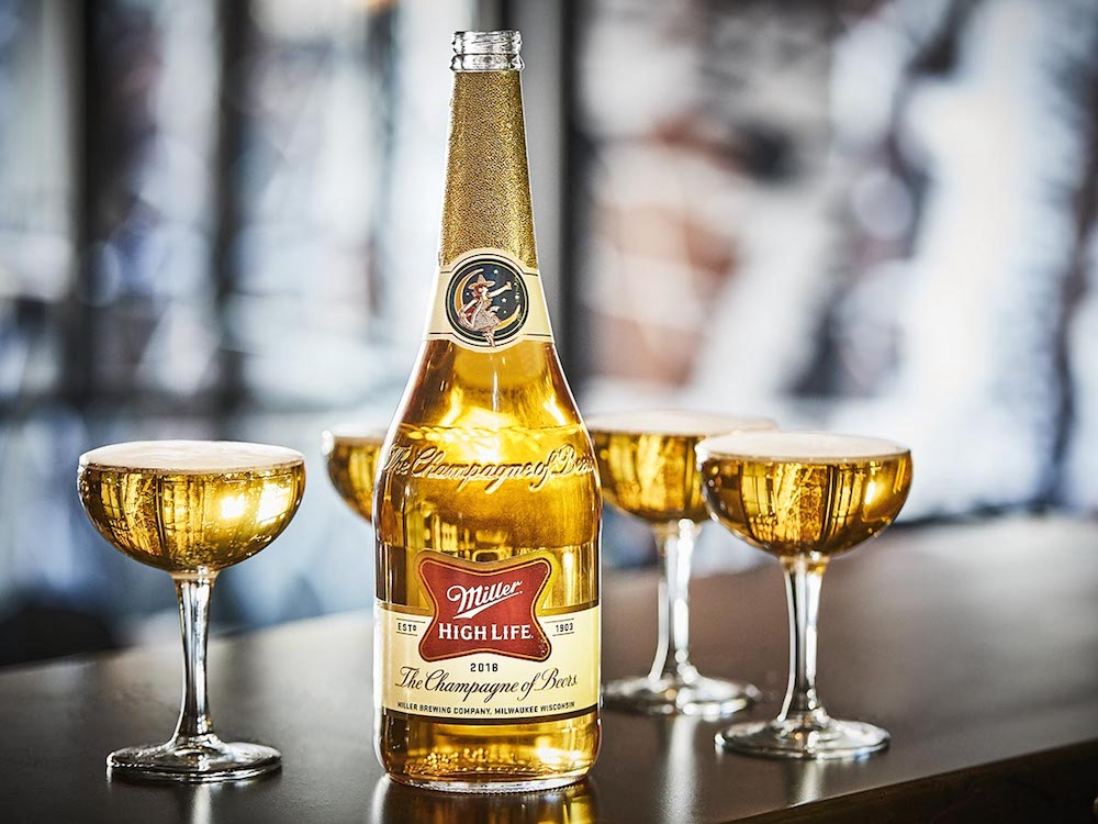 'The Champagne of Beers' Will Come in Champagne Bottles for the Holiday Season
