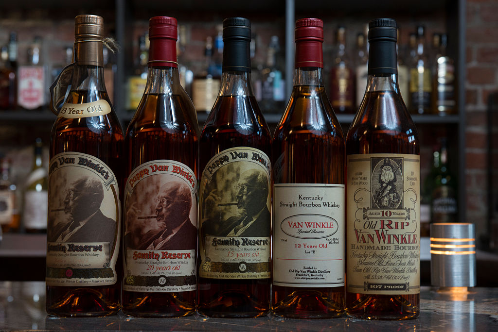 Kentucky Bar Selling Rare Pappy Van Winkle at Cost