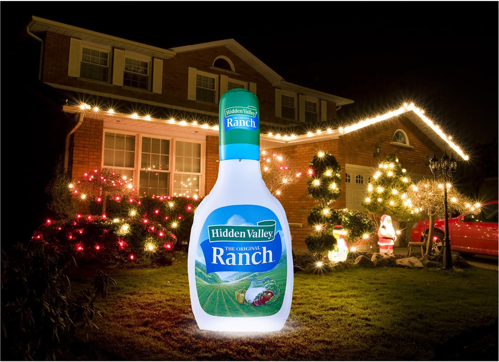 Ranch Fans Will Freak Out Over Hidden Valley's Holiday Merch