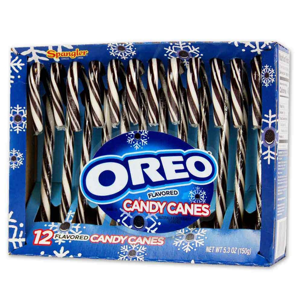 FYI: Oreo Candy Canes Exist