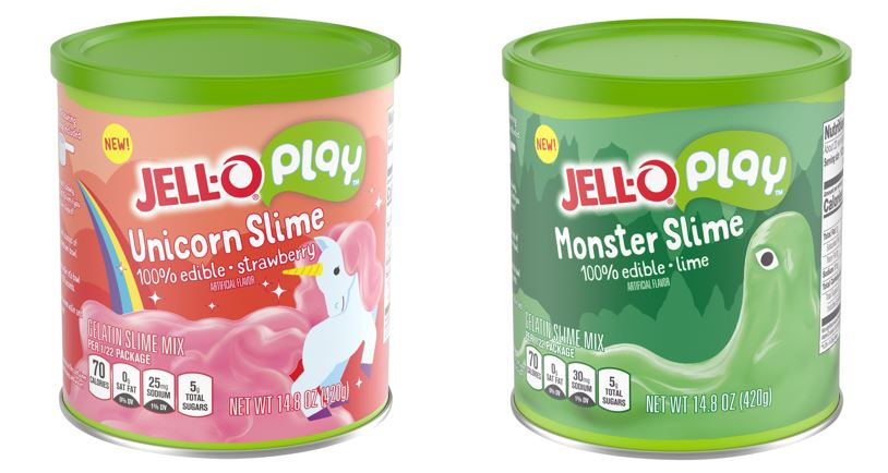 JELL-O Just Released Play Slime That's Safe to Eat