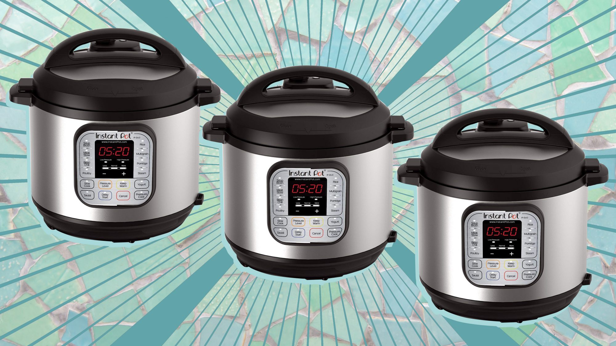 The Instant Pot Is on Major Sale This Black Friday—Here's Where to Buy It