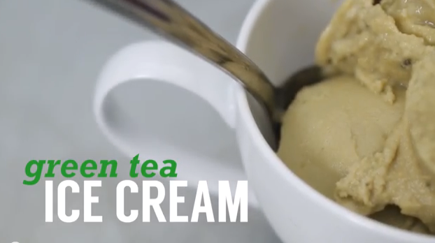 Matcha Ice Cream?? Yup.