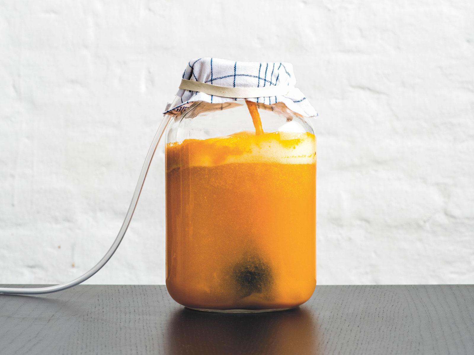 Butternut Squash Vinegar