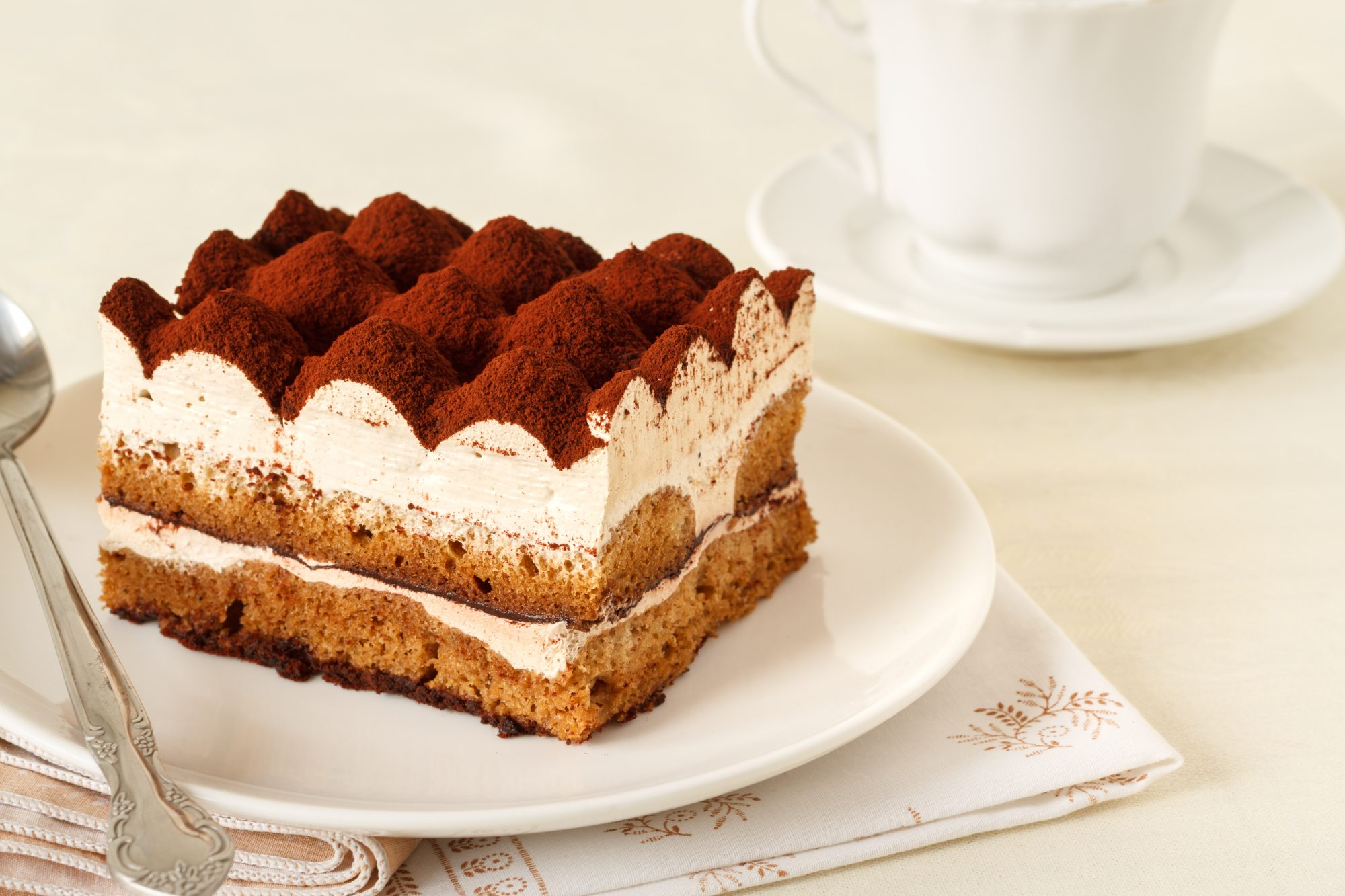 How to Make Authentic Italian Tiramisu