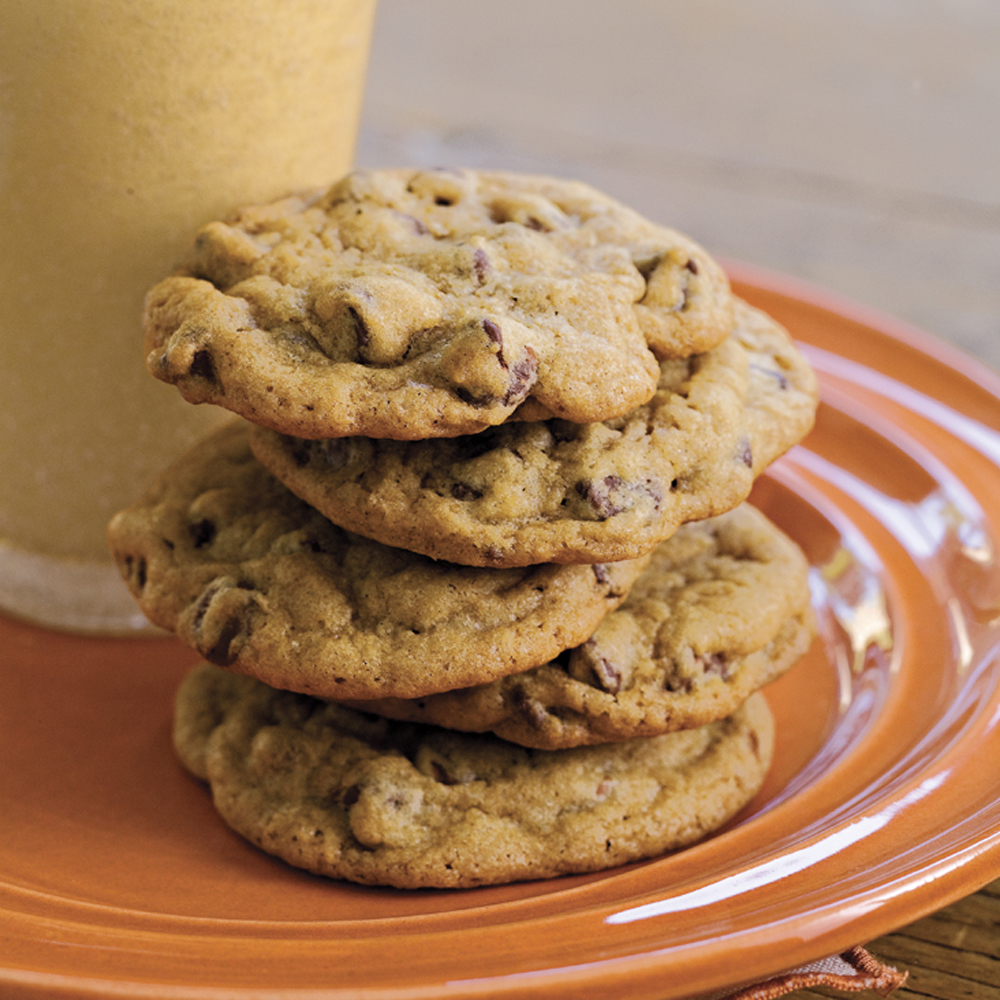 All-Time Favorite Chocolate Chip CookiesRecipe