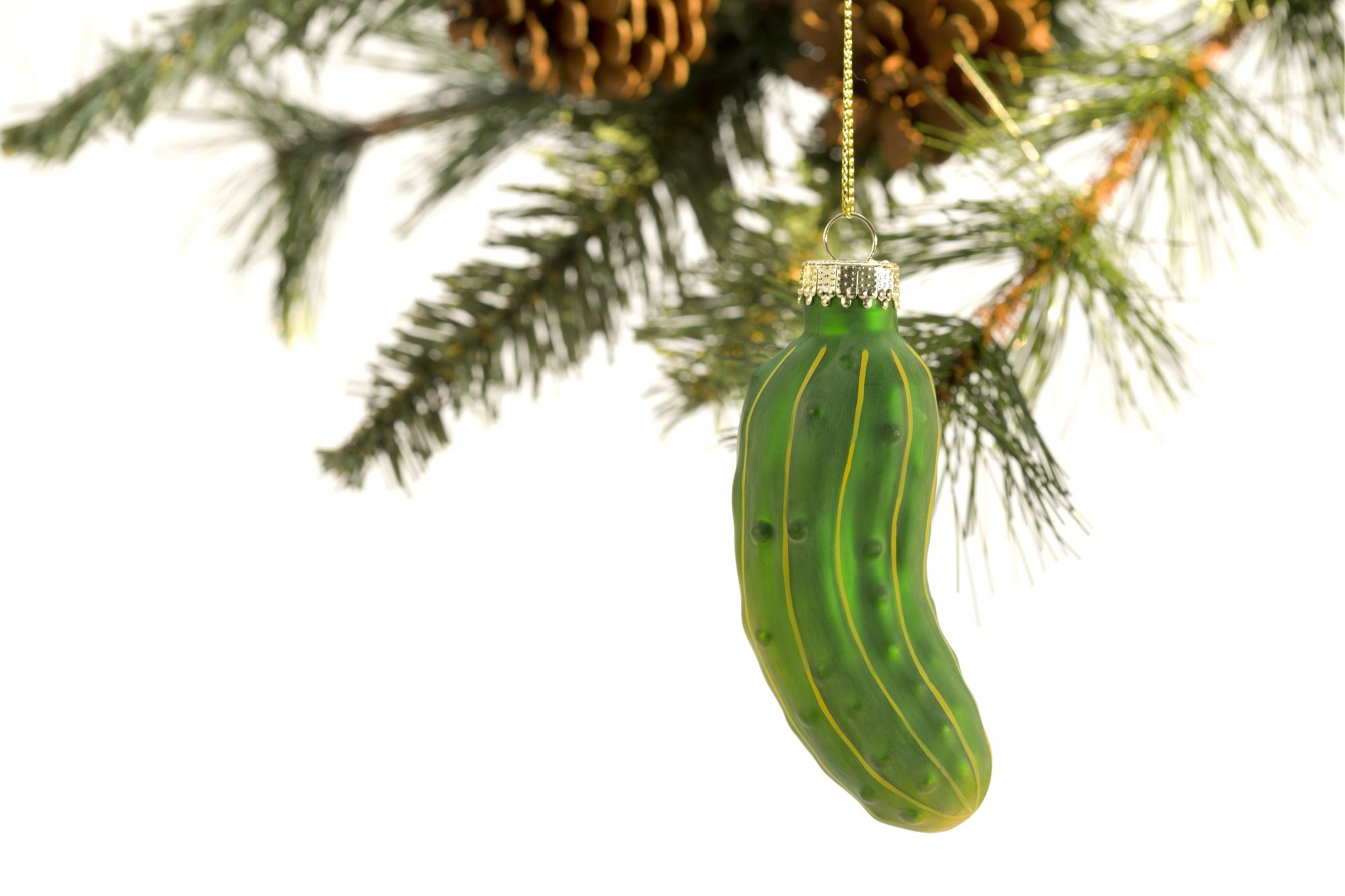 What Exactly is a Christmas Pickle?