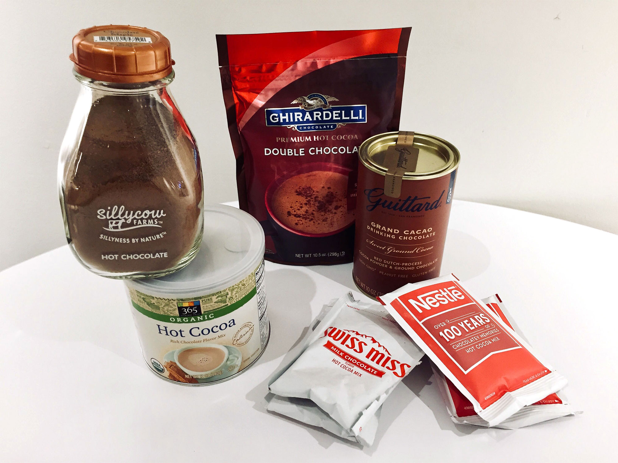I Tried 6 Grocery Store Hot Chocolate Mixes, and This Is the Best One