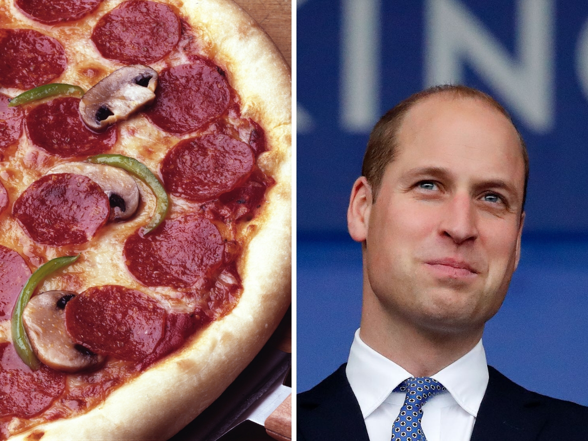 Kate Middleton Revealed A Shocking Truth About Prince William's Eating Habits