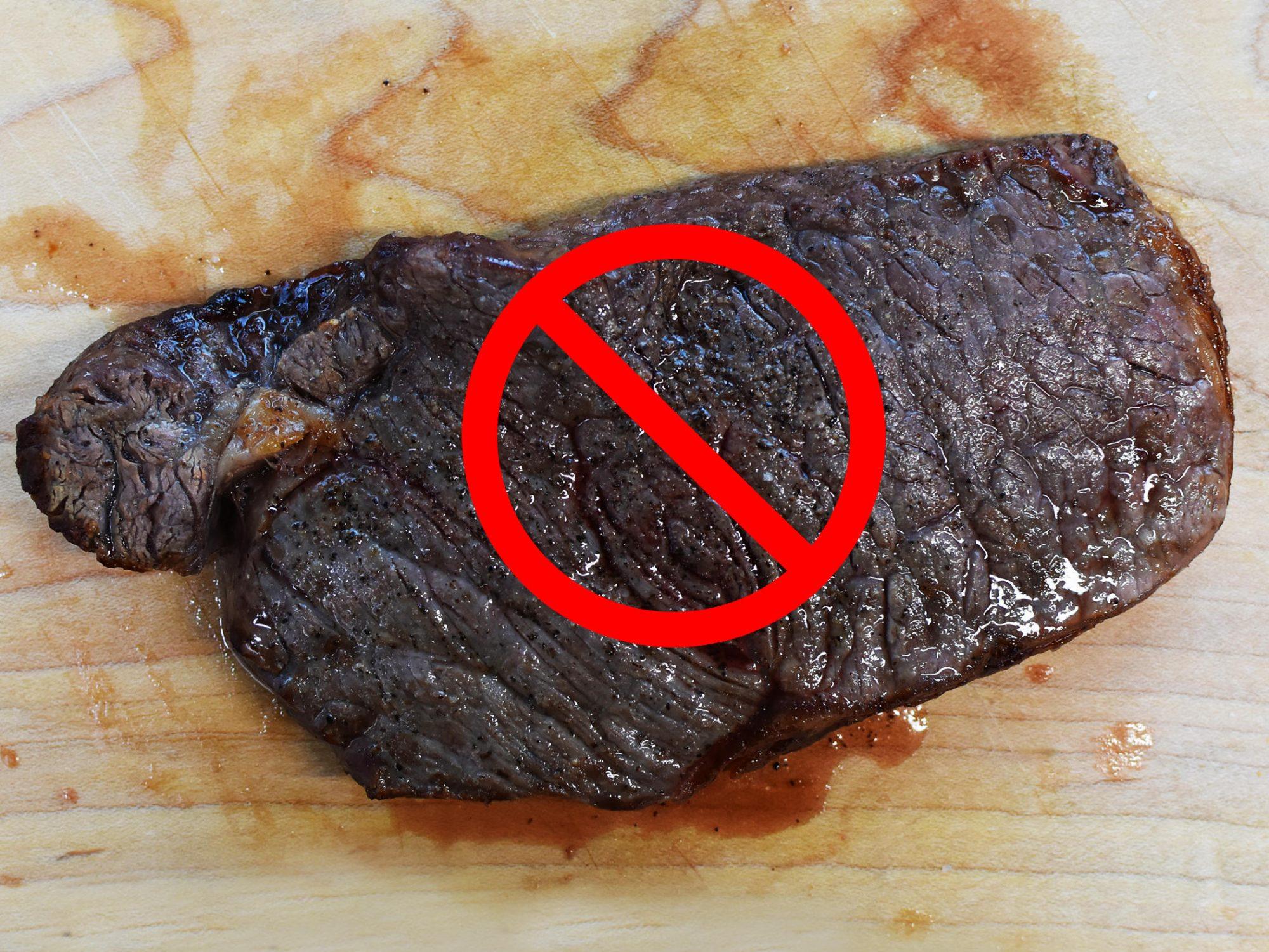 Air Fryer Steak Sear