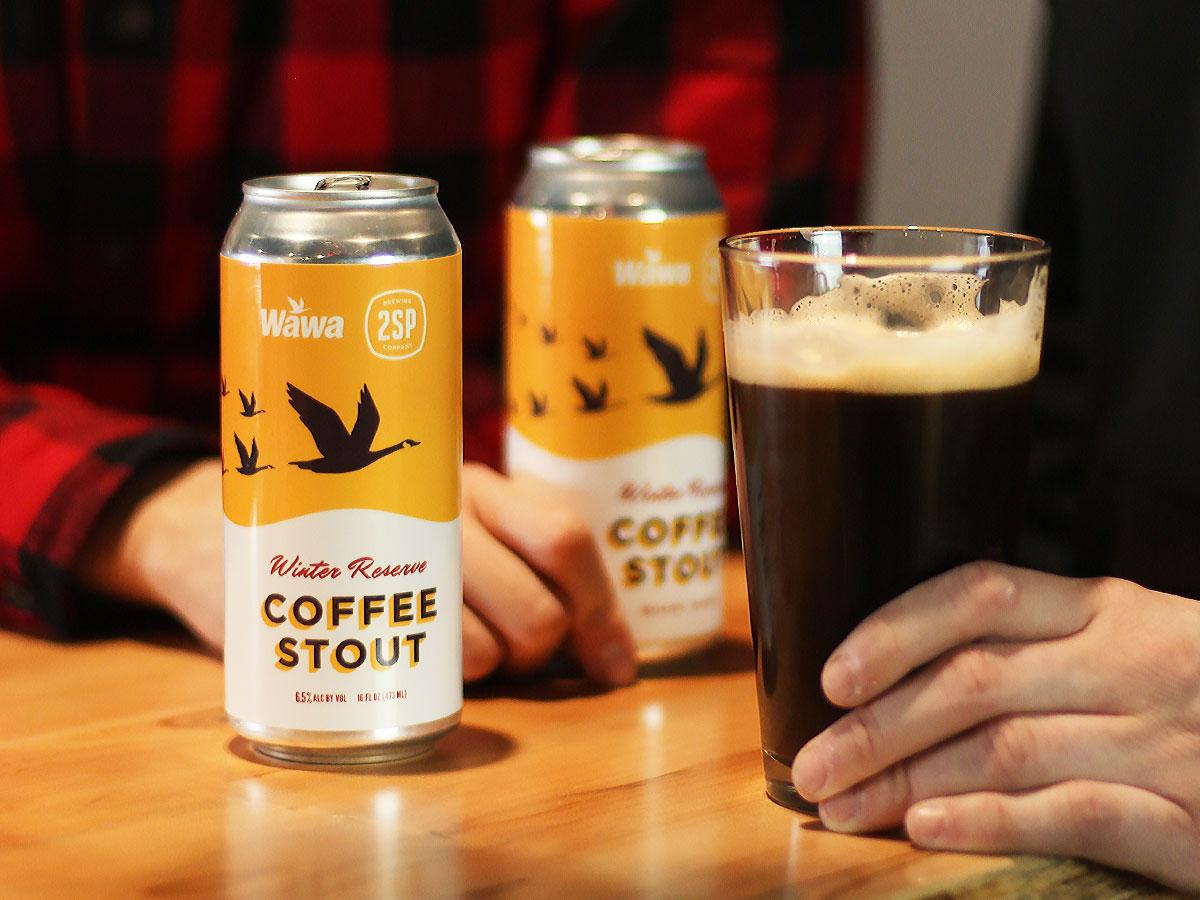 Wawa & 2SP Beer Collaboration