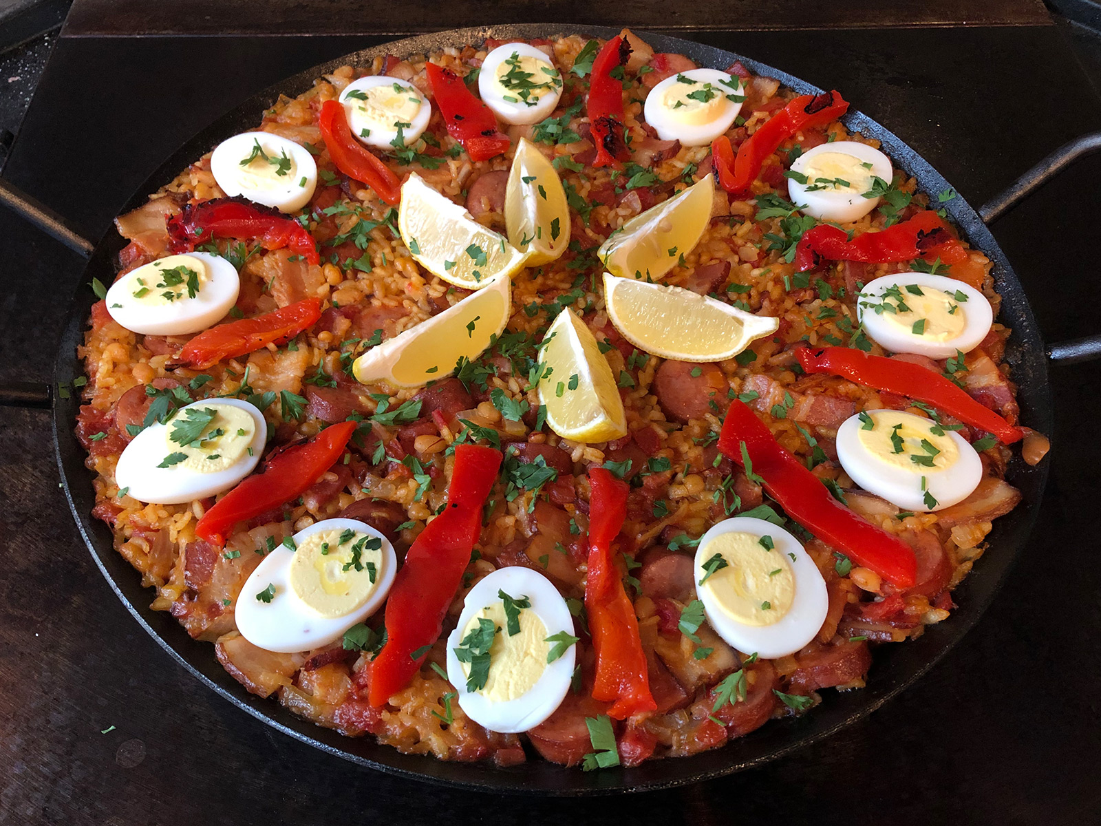 Breakfast Paella Is So Easy You Can Make It Before Coffee