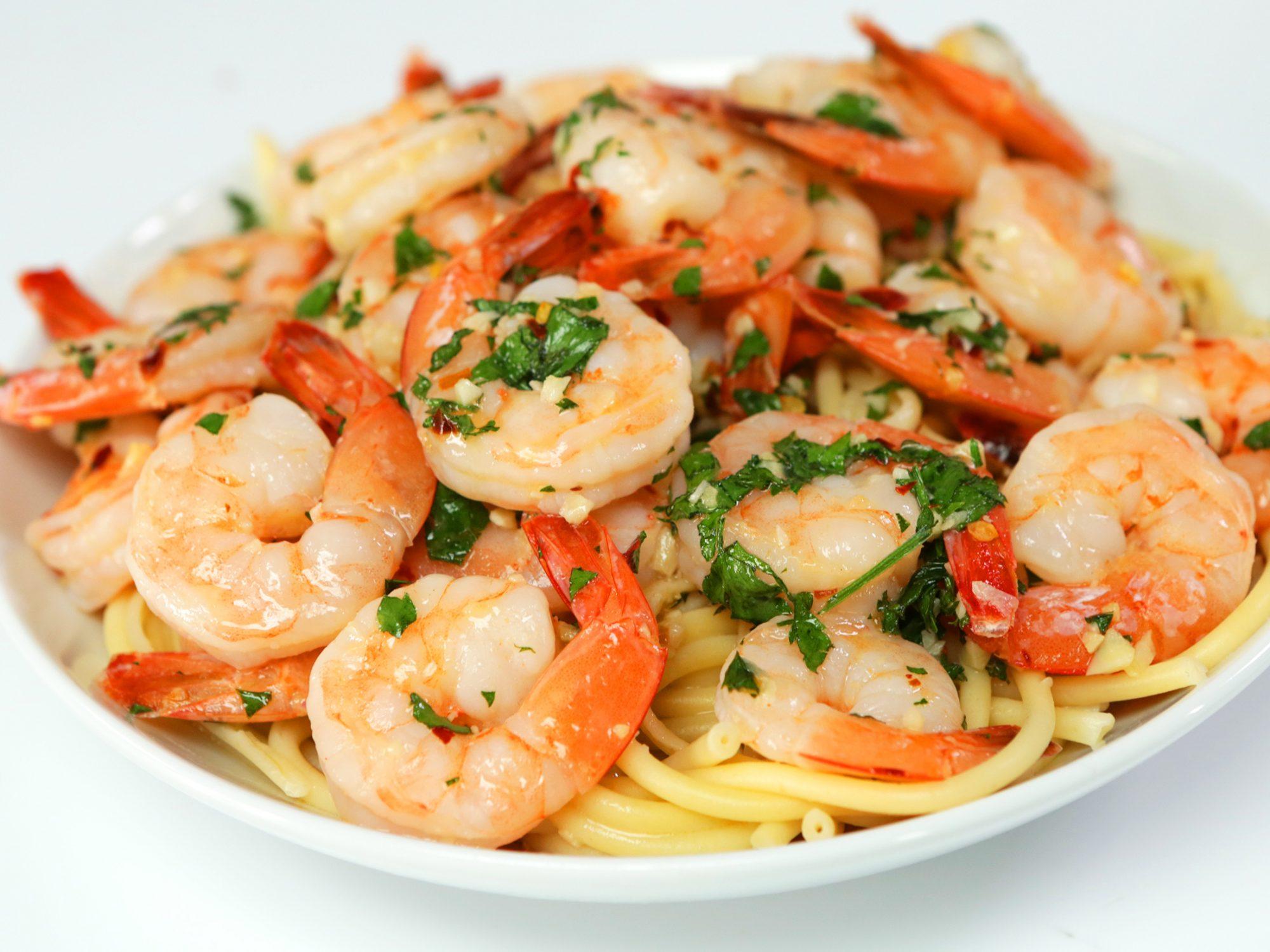 Shrimp Scampi image