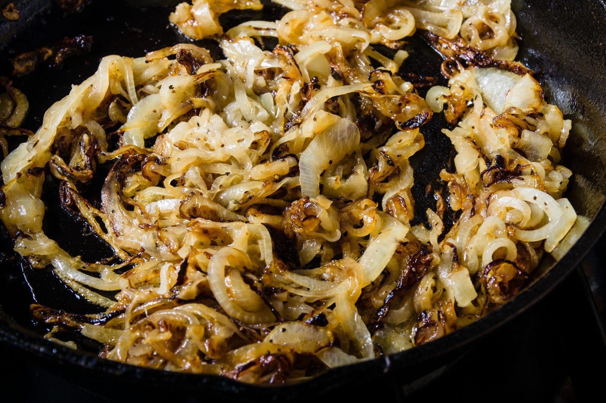 getty caramelized onion 121318