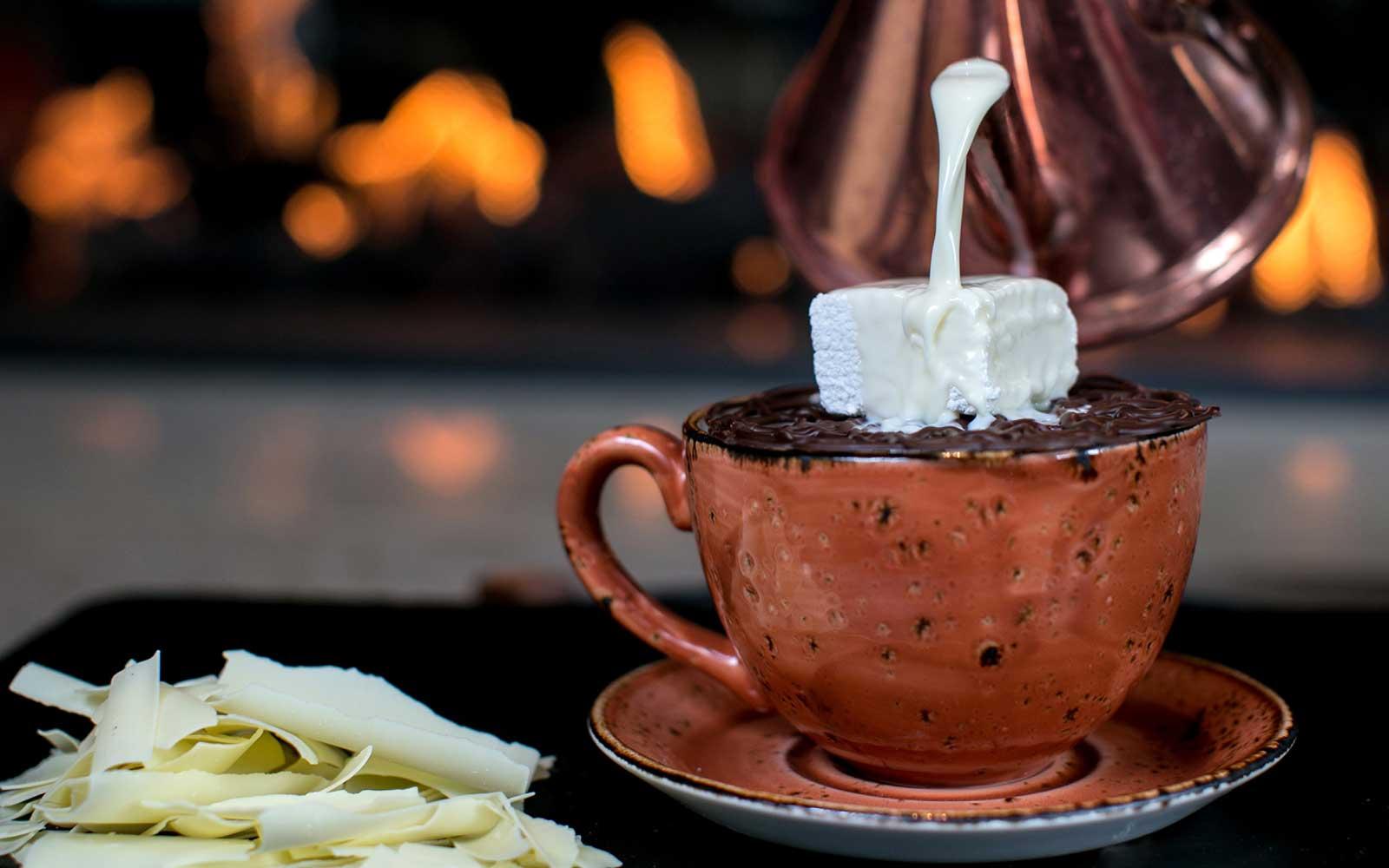 Best Hot Chocolate - Four Seasons Vail