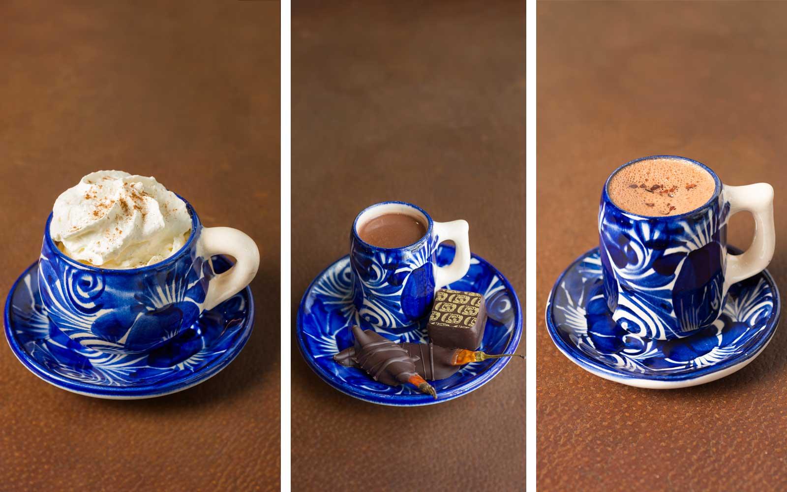 Best Hot Chocolate - Kakawa Chocolate House, Santa Fe
