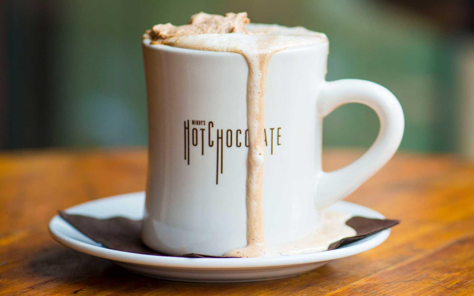 Best Hot Chocolate - Mindy's HotChocolate Chicago