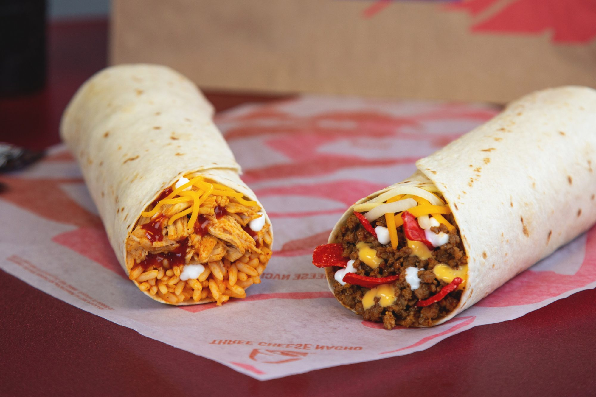 Taco Bell Unveils Massive $1 Burritos as Part of New Value Menu
