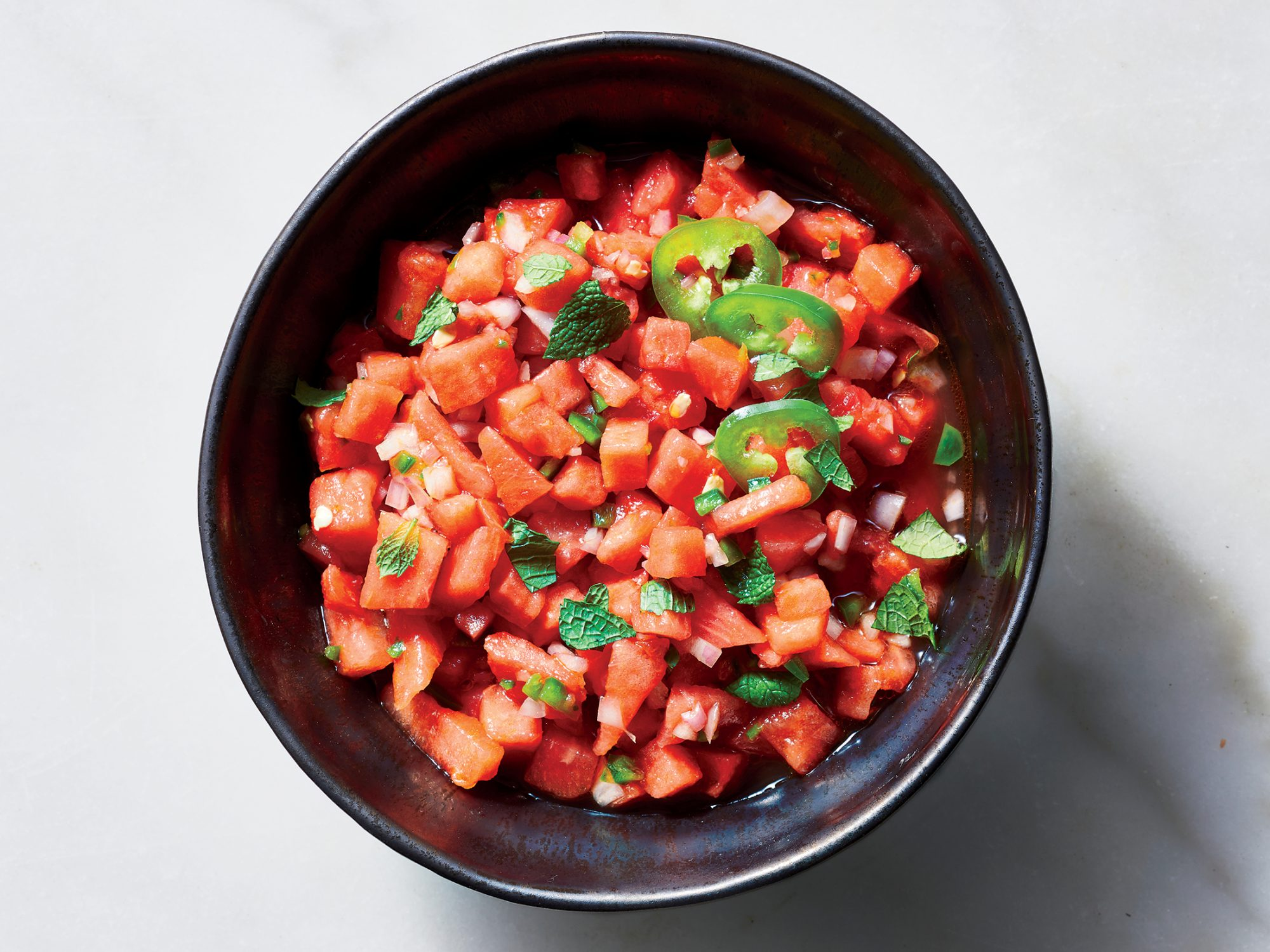 Watermelon-Jalapeño Relish