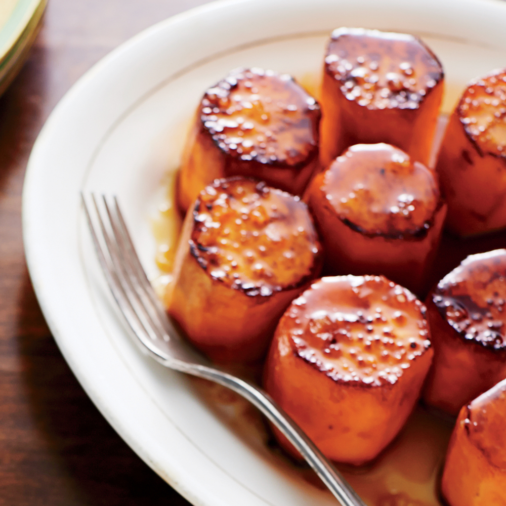 Sweet Potato Soldiers Recipe