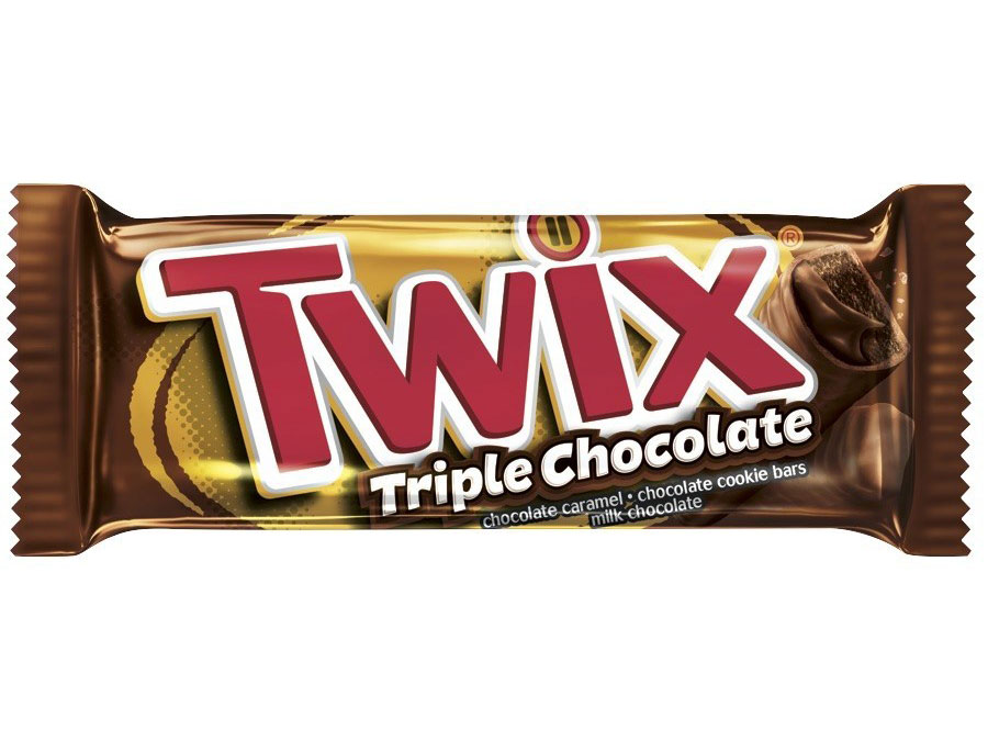 Triple Chocolate Twix